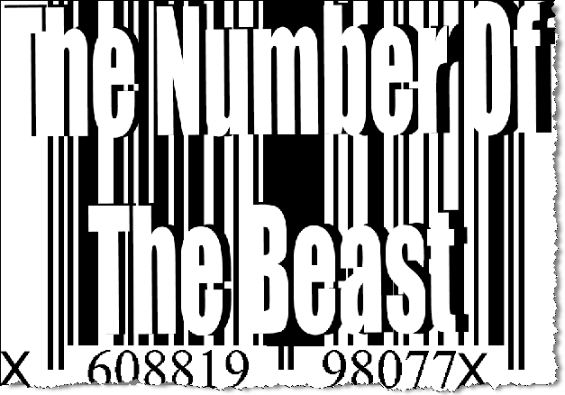 EAN Number of The Beast